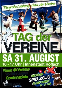 JUKO beim Köflacher Vereinstag @ JUKO Köflach | Köflach | Steiermark | Österreich