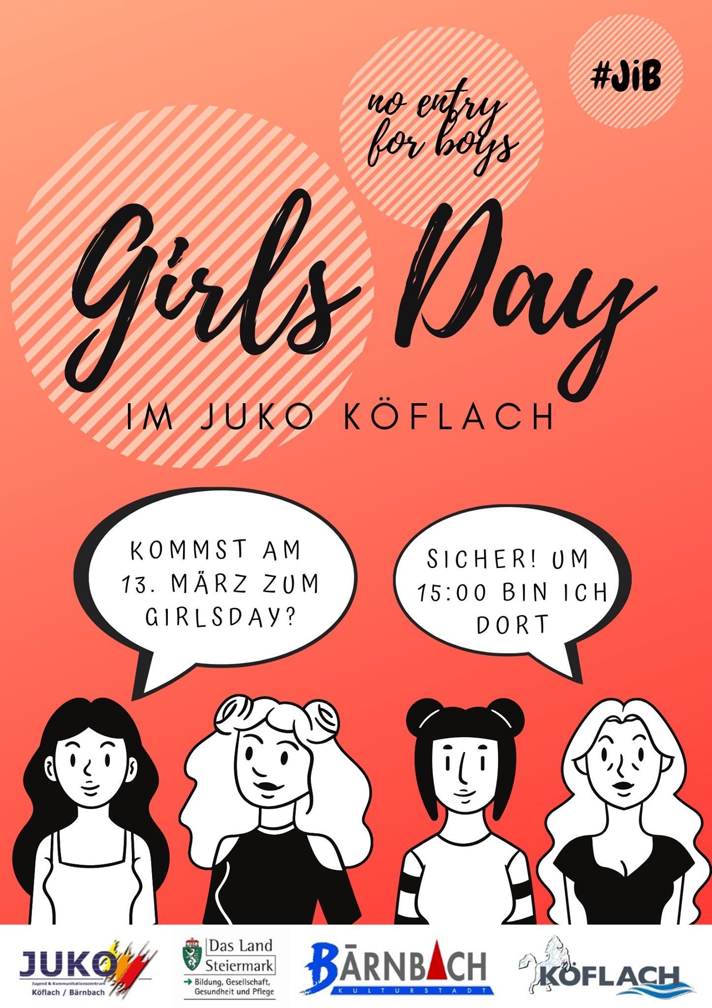 Girls Day im JUKO Köflach @ JUKO Köflach | Köflach | Steiermark | Österreich